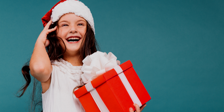 4 Reasons to Teach Your Child to Give at Christmas